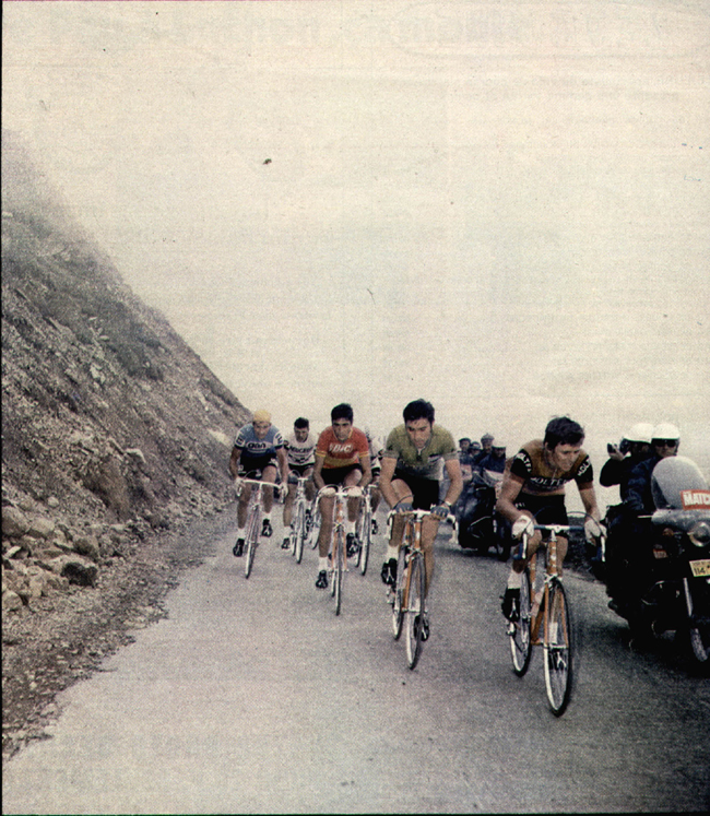 Stage 8 of the 1972 Tour de France
