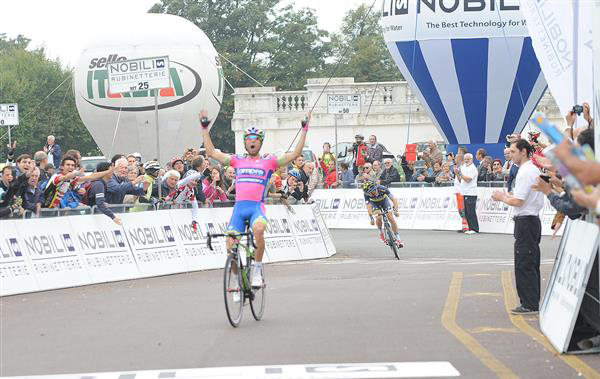 Diego Ulissi wins Milano Torino in 2013