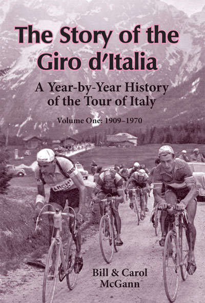 Cover art for The Story of the Giro d'Italia
