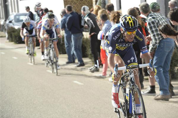 Roman Kreuziger attacks