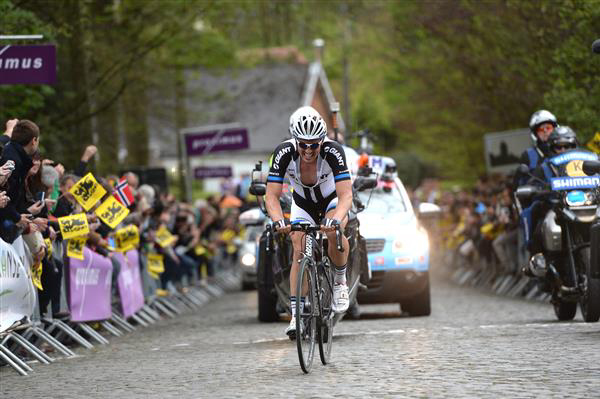 John Degenkolb on the Kruisberg