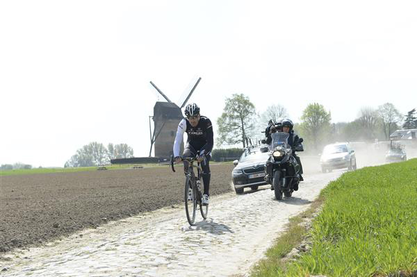 Cancellara at Moulin de Vertain