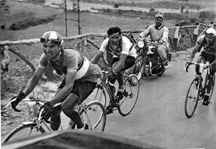 Olmo, Bergamaschi and Bartali