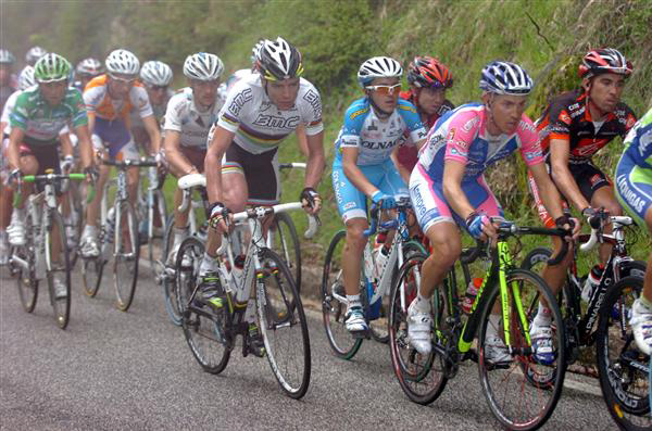 Evans and Cunego