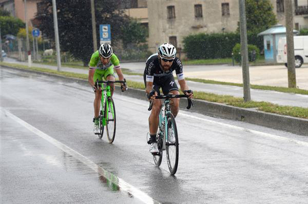 Thomas de Gendt and Stefano Pirazzi