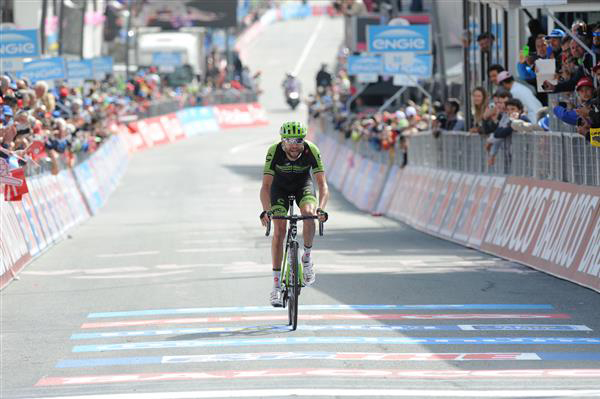 Ryder Hesjedal finishes second