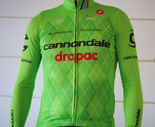 New cannondale jersey