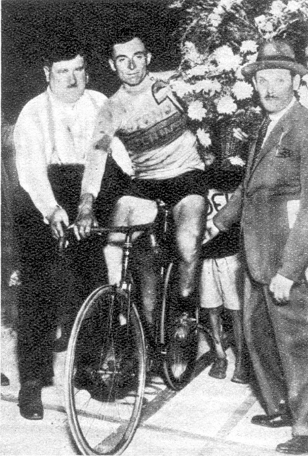 Ottavio Bottecchia wins the 1924 Tour de France