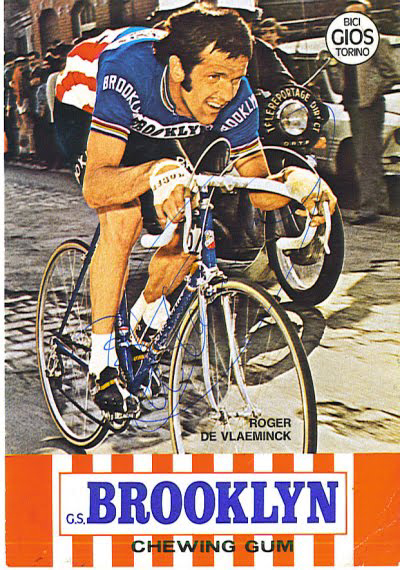 Brooklyn borchure with De Vlaeminck