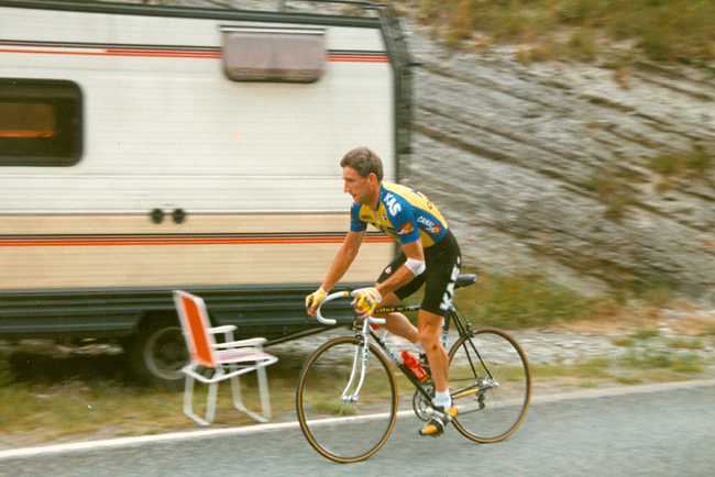 Sean Kelly photo gallery and biography by BikeRaceInfo