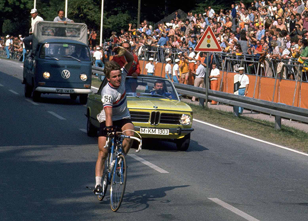 Hennie Kuiper wins Olympic road race