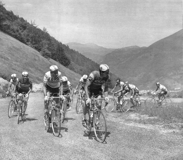 Stage 11 of the 1966 Tour de France