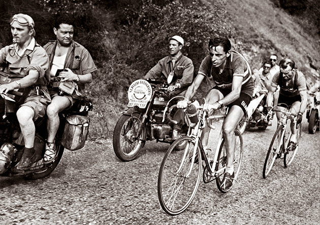Robic and Coppi