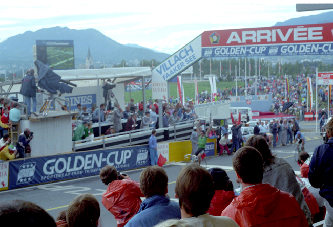 Roche wins the 1987 World Road Championships