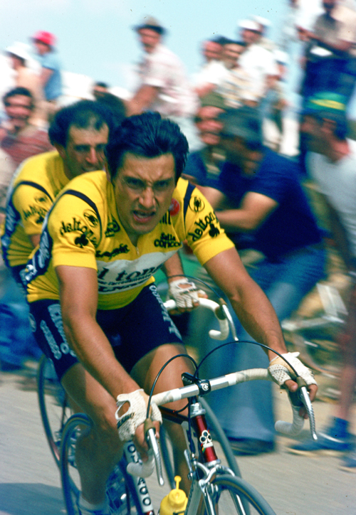 Saronni racing stage 17 of the 1982 Giro d Italia eb0296485