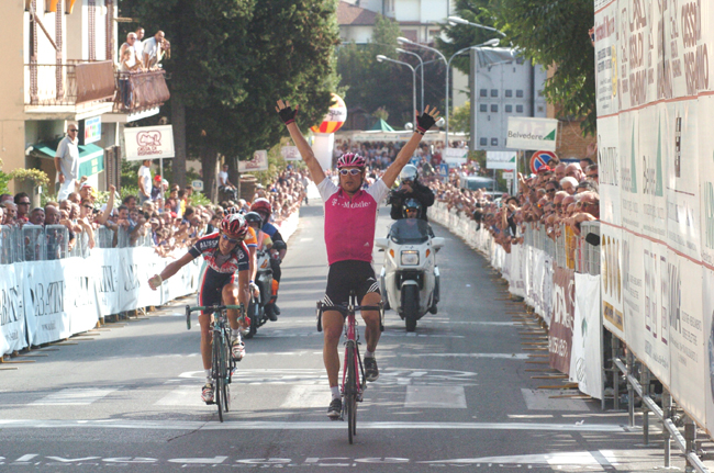 Ullrich wins the 2004 Coppa Sabatini