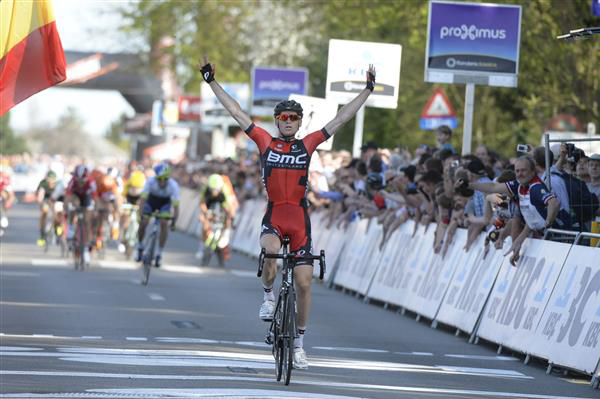 Ben Hermans wns the 2015 Brabanste Pijl