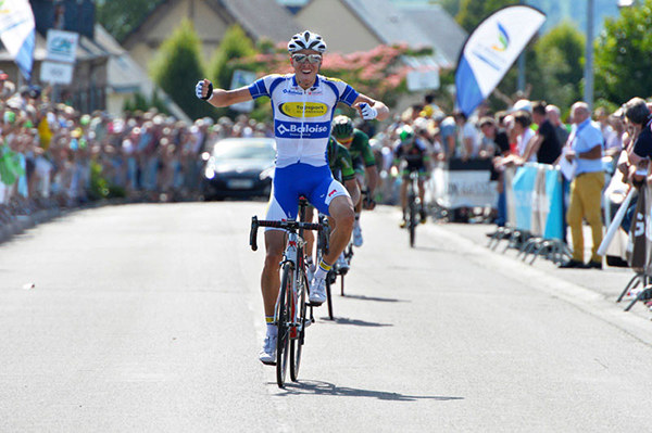 Oliver Naesen wins 2015 Polynormande