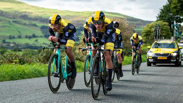 2018 Tour Of Britain