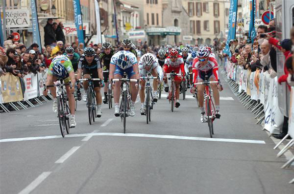 Stage 3 finish
