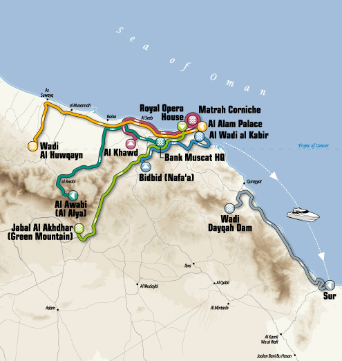 2012 Tour of Oman