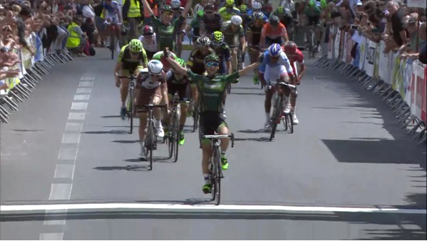 Bryan Coquard wins Route du Sud stage 2