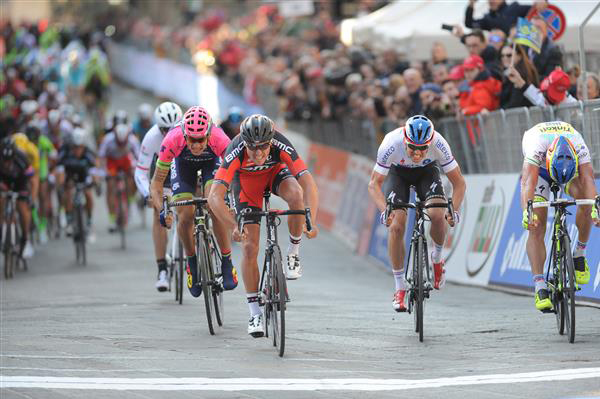 Greg van Avermaet wins Tirreno-Adriatico stage 3