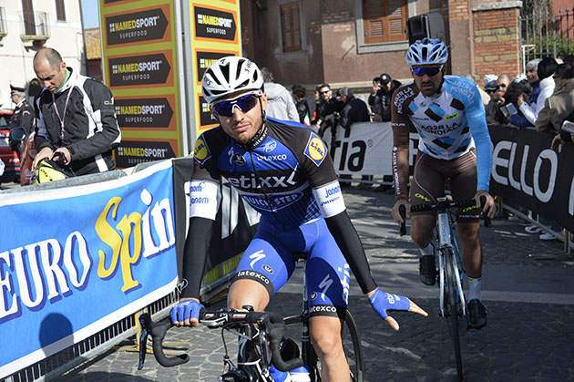 Gianluca Brambilla at 2016 Tirreno-Adriatico