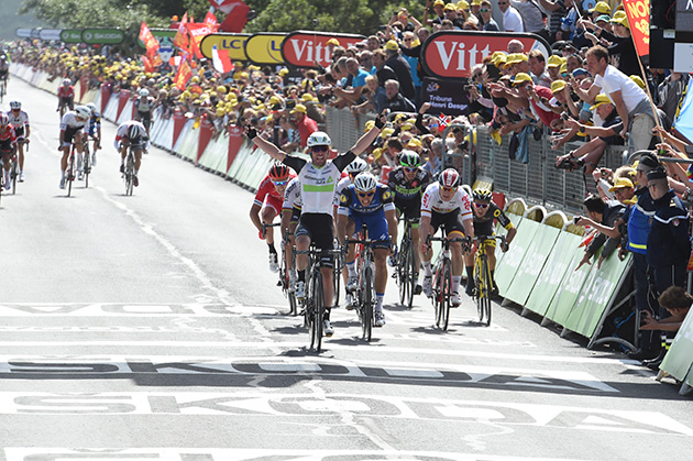 2016 Tour de France stage 1 by BikeRaceInfo