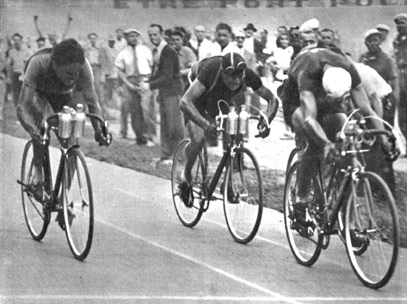 History of the Tour de France: the 1940s