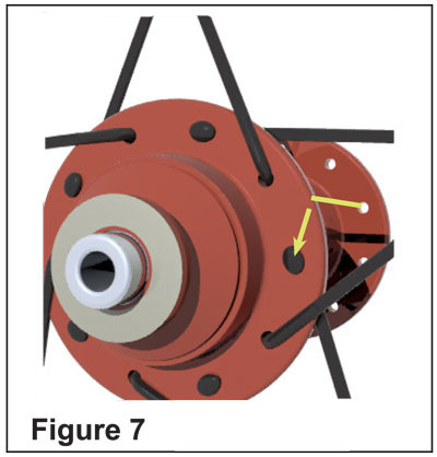 Wheel building figure 7