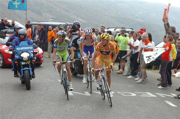 race center vuelta