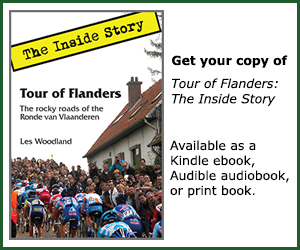 Tour of Flanders: The Inside Story
