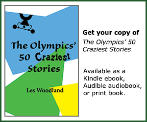 The Olympics 50 Craziest Stories