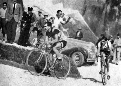 Bartali and Coppi