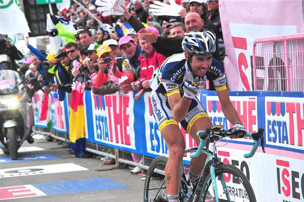 Stage 20 finish