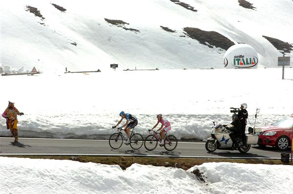 Ryder Hesjedal and Joaquin Rodriguez