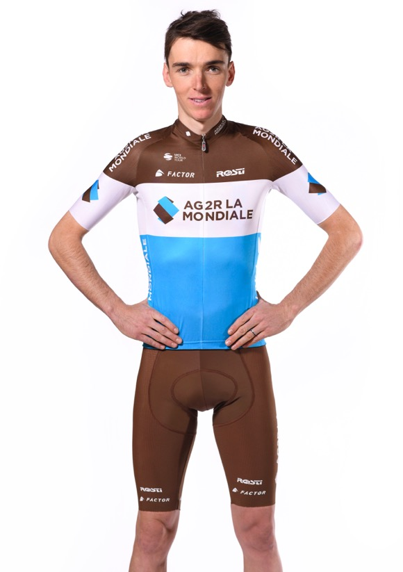 Ag2r 2018 jersey