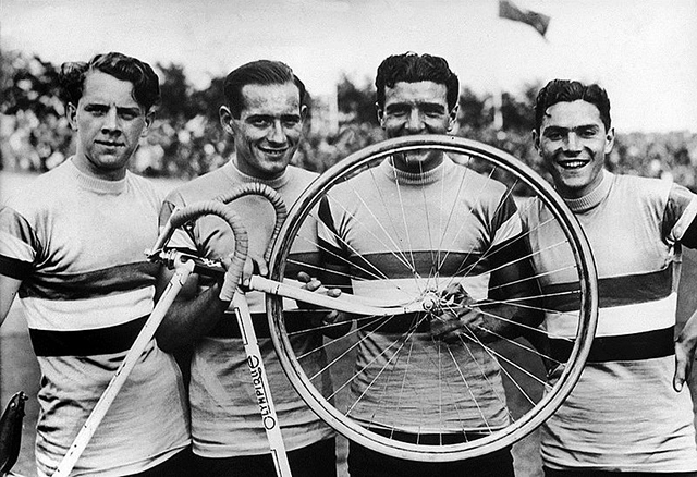 1936 French Olypmic team