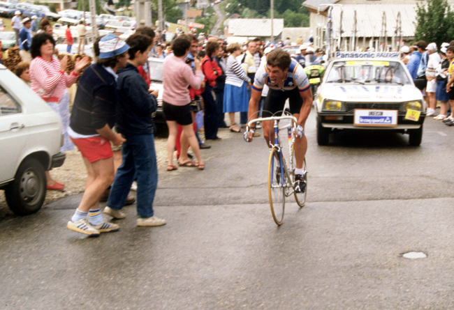 Phil Anderson at the 1984 Tour de France
