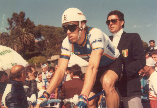 Phil anderson at the 1987 Giro