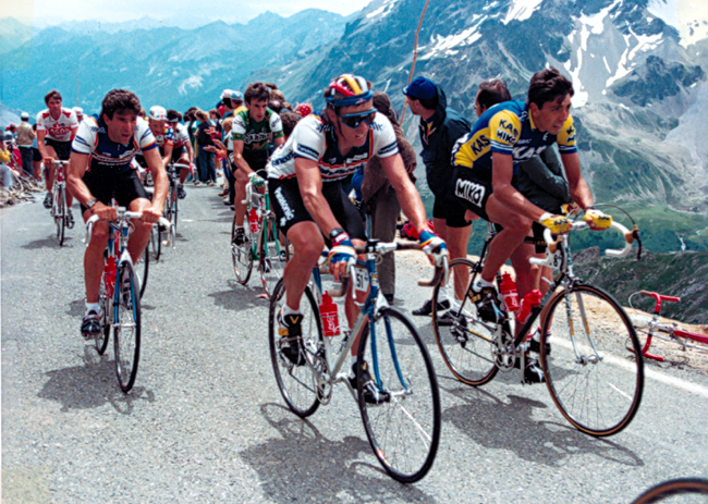 Phil Anderson in the 1987 Tour de France