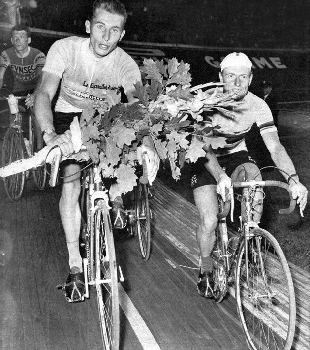 Anquetil wins the 1960 Giro
