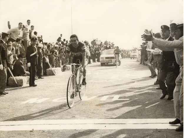 Bitossi wins stage 7 of the 1967 Giro d'Italia
