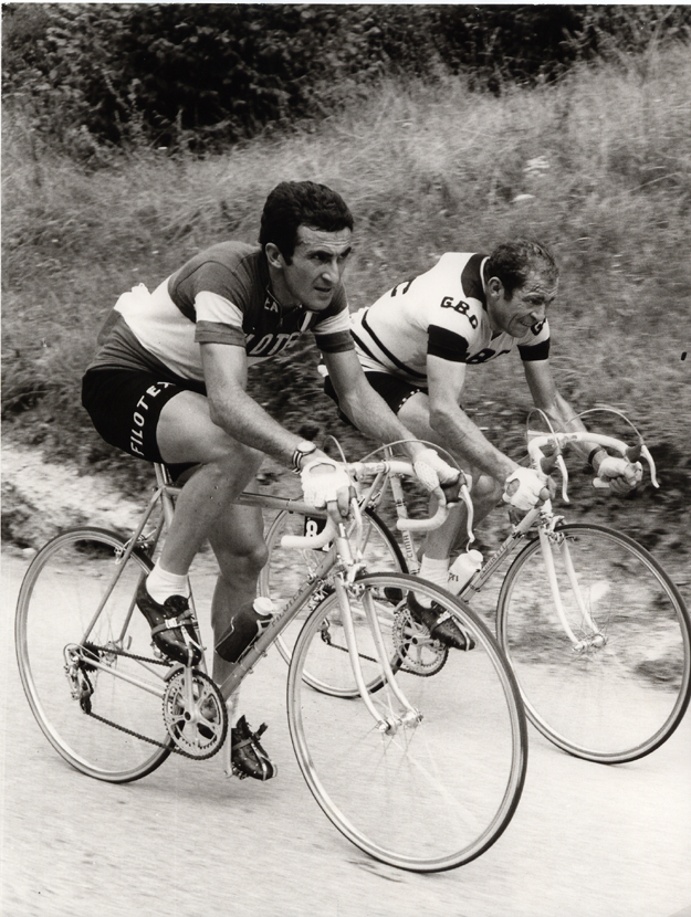 Franco Bitossi and Aldo Moser