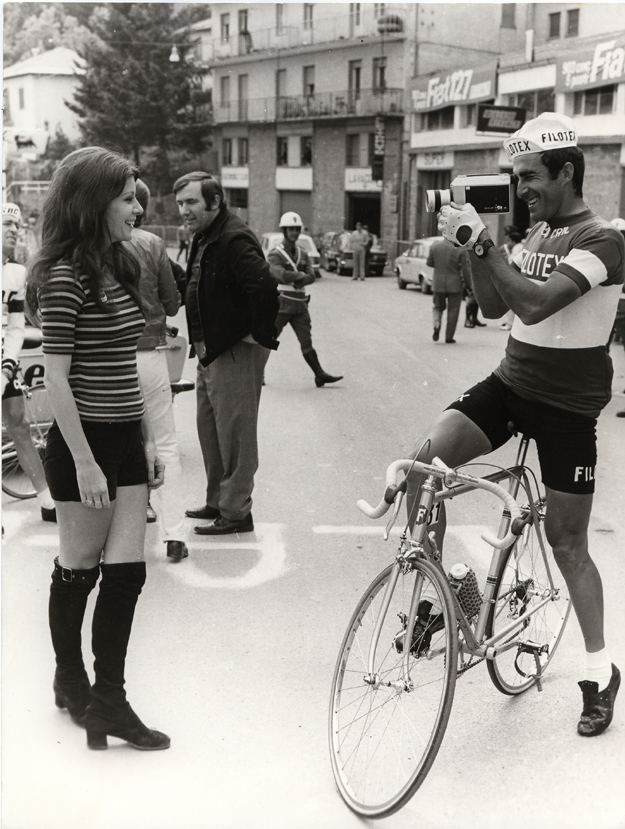 Franco Bitossi in the 1971 Giro d'Italia