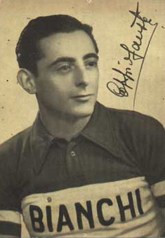 Coppi signed photo