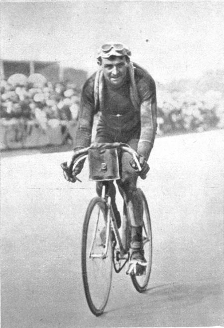 Francois Faber Tour France