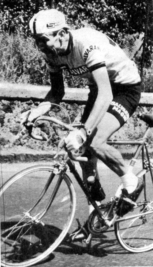 1965: Gimondi in the Giro d'Italia