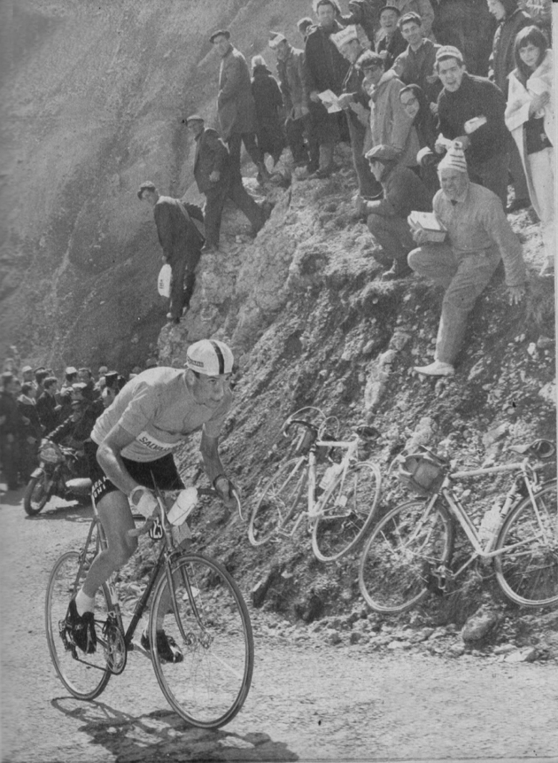 1965 Tour de France: Gimondi on the Izoard